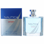 Nautica Voyage Sport by Nautica, 3.4 oz Eau De Toilette Spray for Men