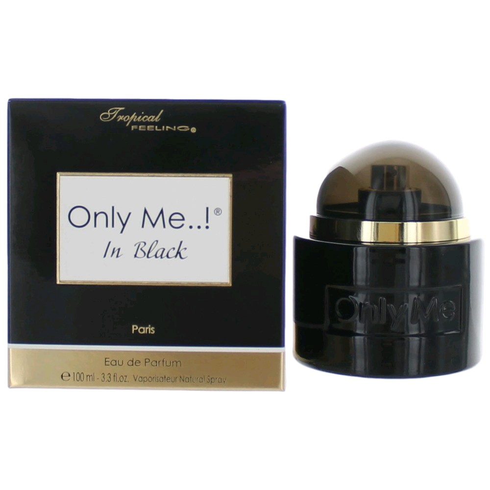 69f1c535b37 O starting with Only Me In Black by Yves De Sistelle, 3.3 oz Eau De Parfum  Spray for Women