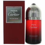 Pasha Noire Sport by Cartier, 3.4 oz Eau De Toilette Spray for Men