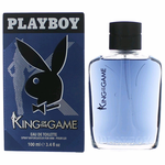 Playboy King of the Game by Coty, 3.4 oz Eau De Toilette Spray for Men