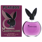 Playboy Queen Of The Game by Playboy, 3 oz Eau De Toilette Spray for Women