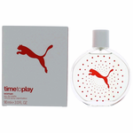 Puma Time To Play by Puma, 3 oz Eau De Toilette Spray for Women