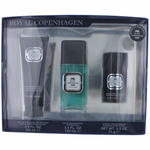 Royal Copenhagen by Royal Copenhagen, 3 Piece Gift Set for Men