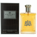 Safari by Ralph Lauren, 4.2 oz Eau De Toilette Spray for Men