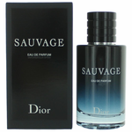 Sauvage by Christian Dior, 3.4 oz Eau De Parfum Spray for Men