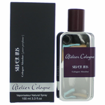 Silver Iris Collection Metal by Atelier Cologne, 3.3 oz Cologne Absolue Spray for Unisex