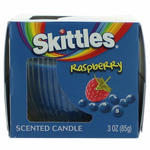 Skittles Scented Candle 3 oz Jar - Raspberry