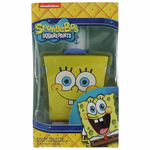 SpongeBob Squarepants by Nickelodeon, 3.4 oz Eau De Toilette Spray for Kids