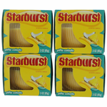 Starburst Scented Candle 4 Pack of 3 oz Jars - Pina Colada