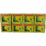 Starburst Scented Candle 8 Pack of 3 oz Jars - Green Apple
