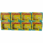 Starburst Scented Candle 8 Pack of 3 oz Jars - Pina Colada