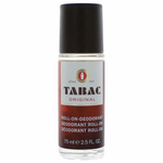 Tabac by Maurer & Wirtz, 2.5 oz Roll-On-Deodorant for Men