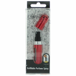 Travalo by Travalo, Red Refillable Travel Perfume Bottle Atomizers