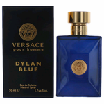 Versace Pour Homme Dylan Blue by Versace, 1.7 oz Eau De Toilette Spray for Men