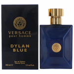 Versace Pour Homme Dylan Blue by Versace, 3.4 oz Eau De Toilette Spray for Men