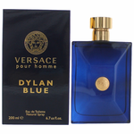 Versace Pour Homme Dylan Blue by Versace, 6.7 oz Eau De Toilette Spray for Men