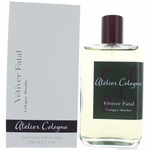 Vetiver Fatal by Atelier Cologne, 6.7 oz Cologne Absolue Spray for Unisex
