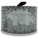 Woods of Windsor Lavender by Woods of Windsor, 3.5 oz Dusting Powder with Puff for Women