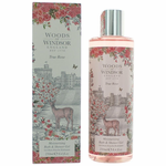 Woods of Windsor True Rose by Wow, 8.4 oz Moisturising Bath and Shower Gel  for Women