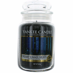Yankee Candle Scented 22 oz Large Jar Candle - Dreamy Summer Nights