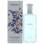Yardley English Bluebell by Yardley of London, 4.2 oz Eau De Toilette Spray for Women