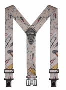 "2"" Handyman Original Perry Suspenders -  54"""