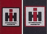 International Harvester Suspenders
