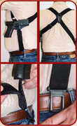 Perry UBEE Shoulder Harness - Learn More