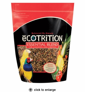8in1 Ecotrition Essential Blend for Canaries & Finches 2 lbs