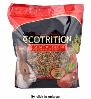 8in1 Ecotrition Essential Blend for Rabbits 5 lbs