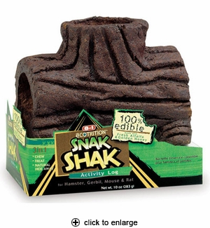 8in1 Ecotrition Snak Shak Activity Log Small