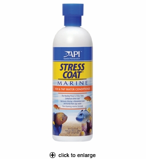 API Stress Coat Marine 16 oz.