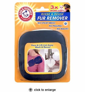 Arm & Hammer Rinse & Reuse Fur Remover