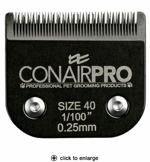 ConairPro Steel Replacement Blade Size 40, #PGRRB40P