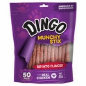 Dingo Munchy Stix Dog Treats Value Bag 50pk