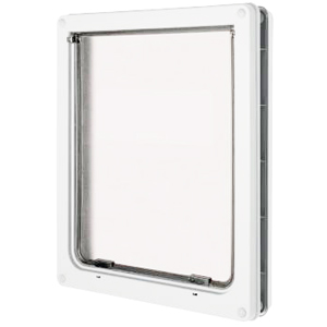 Dog Mate Large Dog Door White