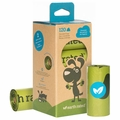 Earth Rated Poop Bags Refill Rolls Unscented 120ct