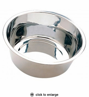 Ethical Pet Spot Stainless Steel Pet Dish 2 Quarts
