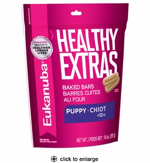 Eukanuba Healthy Extras Puppy Biscuits 14 oz