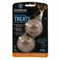 Starmark Everlasting Treats Chicken Flavor Small 2pk