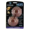Starmark Everlasting Treats Liver Flavor Medium 2pk