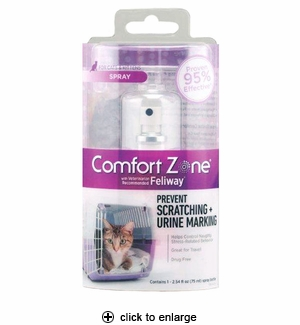 Farnam Feliway Comfort Zone for Cats Spray 75 ml
