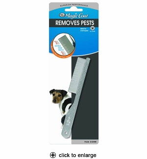 Four Paws Magic Coat Flea Comb for Extra Fine Coats