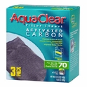 Hagen AquaClear 70 Activated Carbon Insert 3pk #A-1386