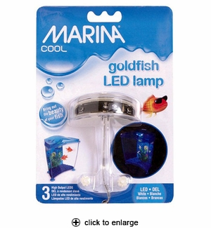 Hagen Marina Cool Goldfish LED Lamp