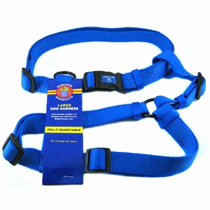 Hamilton Adjustable Nylon Dog Harness Large