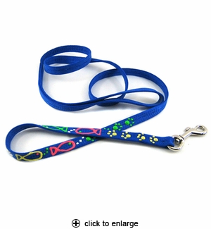 Hamilton Squiggles Catfish Snag Proof Cat Leash 3/8