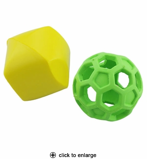 Jackson Galaxy Dice & Hol-ee Roller Cat Toy