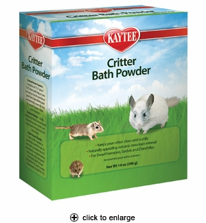 Kaytee Critter Bath Powder 14oz