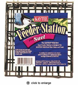 Kaytee Feeder Station For Suet
